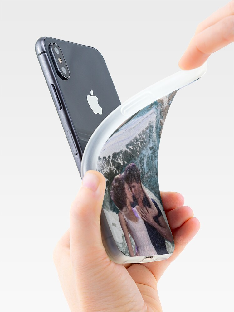 Alternate view of Dirty Dancing - Baby and Johnny iPhone Case & Cover