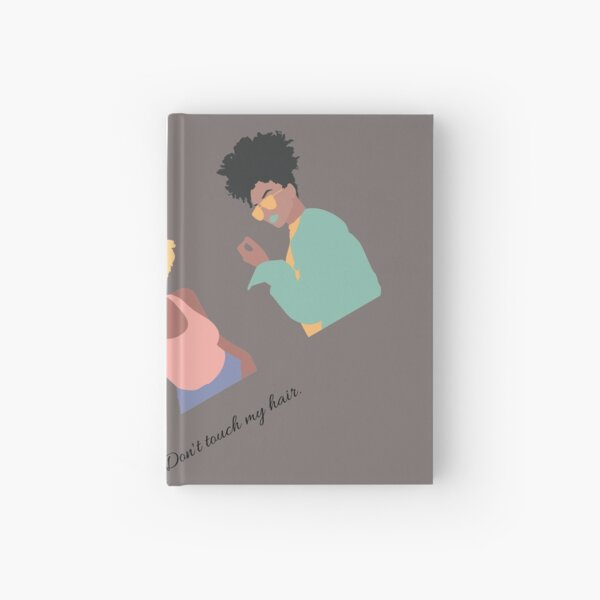 Black girl magic Hardcover Journal