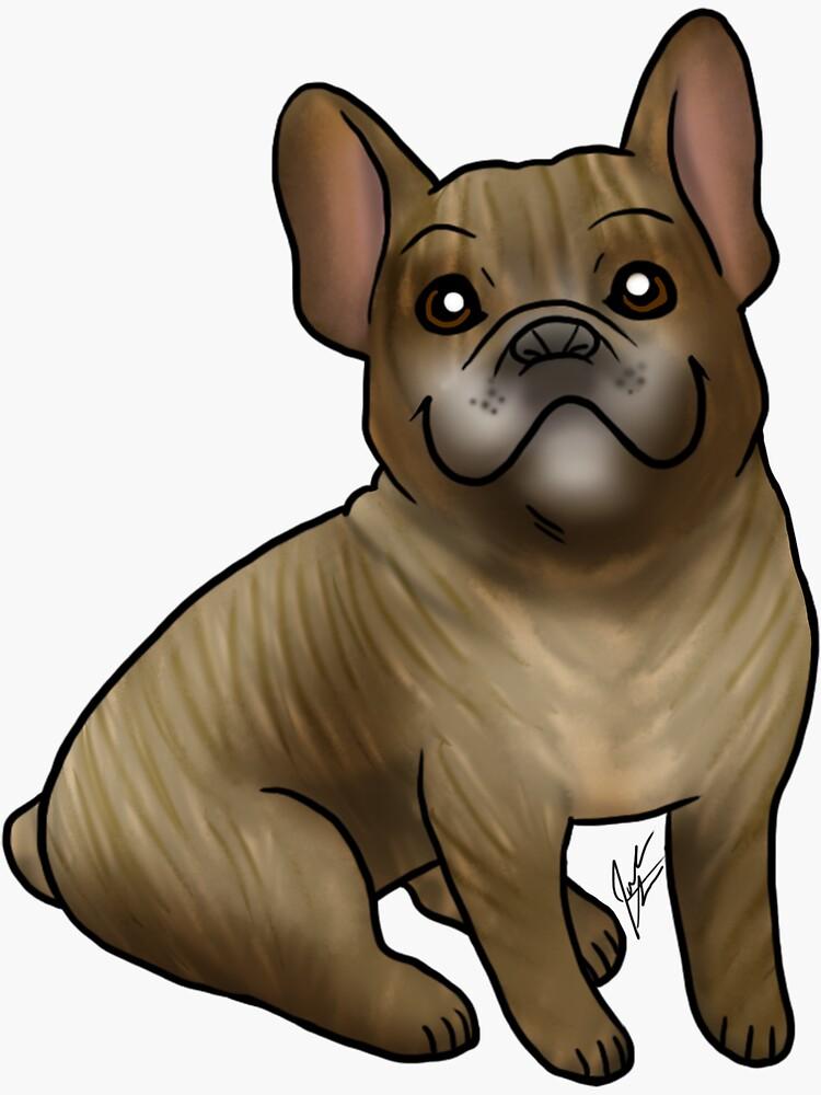 French Bulldog - Brindle by jameson9101322