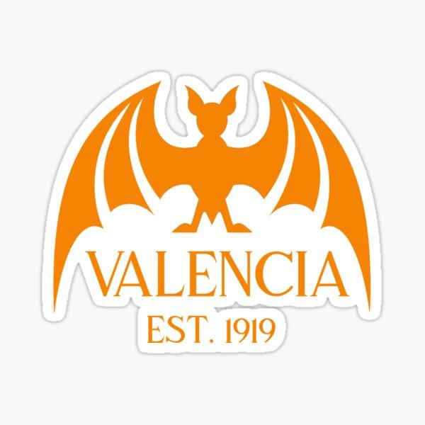 Valencia Pegatina