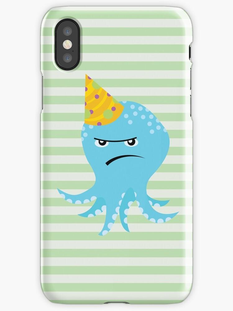 Squid of Partypooping by makoshark