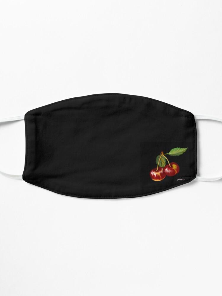 Alternate view of Cherries Mask