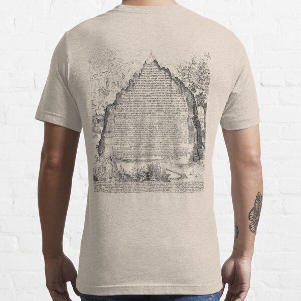 DARK Sic Mundus Creatus Est Essential T-Shirt