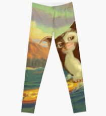 Retro Surf Leggings