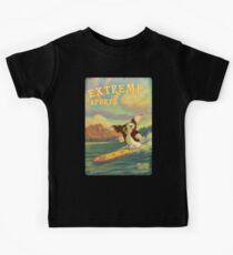 Retro Surf Kids Clothes