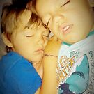 Two sleeping angels by the57man