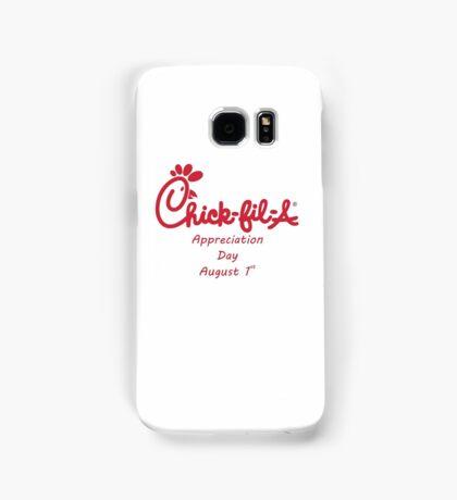 Chick-Fil-A Appreciation Day Samsung Galaxy Case/Skin