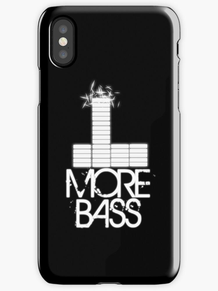 More Bass by Kingofgraphics