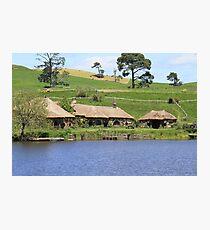 Hobbits Inn Photographic Print