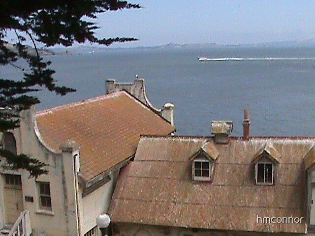 Beauty from Alcatraz by hmconnor