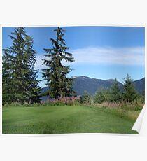 Whistler, BC Poster