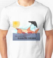 The Sunburned Basking Shark T-Shirt