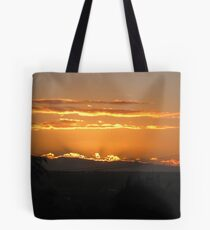 Fire in the Sky (144 views 23.3.13) Tote Bag