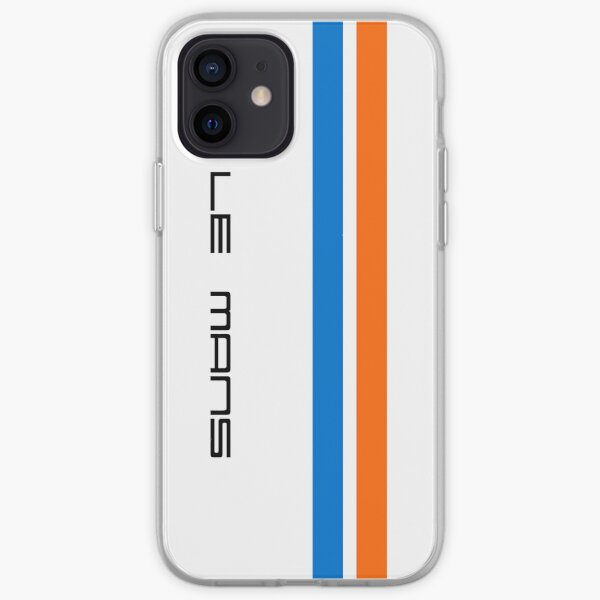 Le Mans Classic Case II Coque souple iPhone