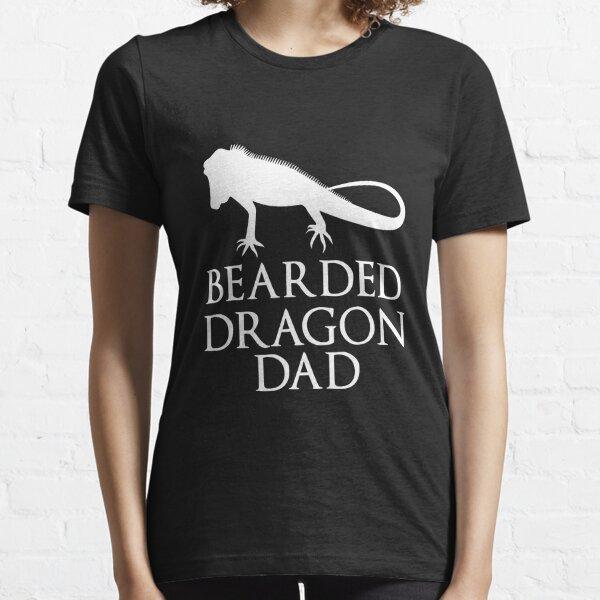Bearded Dragon Dad Essential T-Shirt