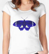Butterfly Art 6 Women's Fitted Scoop T-Shirt