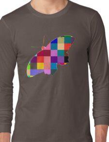 Butterfly Art 9 Long Sleeve T-Shirt