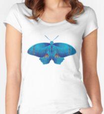 Butterfly art 11 Women's Fitted Scoop T-Shirt