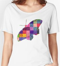 Butterfly art 12 Women's Relaxed Fit T-Shirt