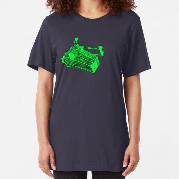 Shopping cart Slim Fit T-Shirt