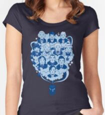 11 Doctors In The Sky Women's Fitted Scoop T-Shirt