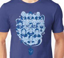 11 Doctors In The Sky Unisex T-Shirt