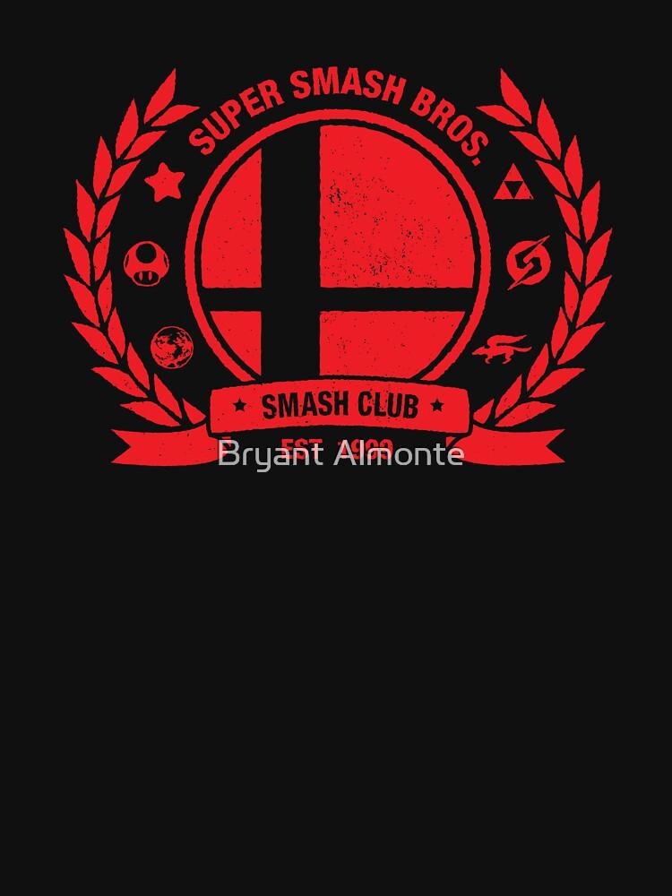 Smash Club (Red) | Unisex T-Shirt