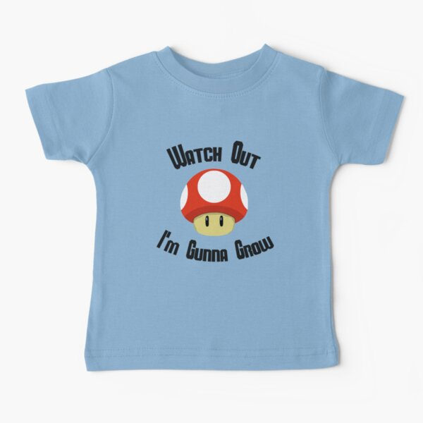 Watch Out Baby T-Shirt