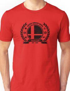 Smash Club (Black) Unisex T-Shirt