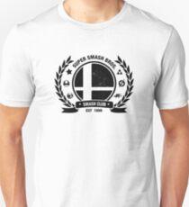 Smash Club (Black) T-Shirt