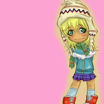 Cute Chibi by AlicePrewett
