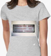 No Photography or Sketching  T-Shirt