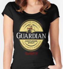 Centurion Stout! (Battlestar Galactica) Women's Fitted Scoop T-Shirt