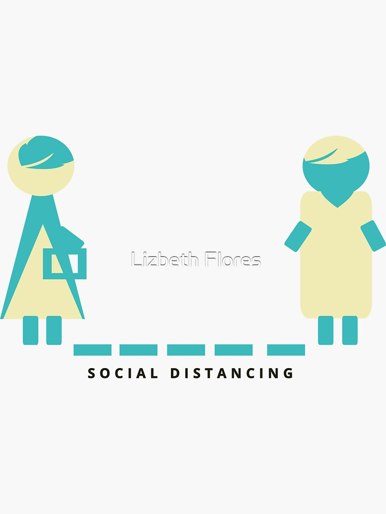 Social Distancing by newmariaph