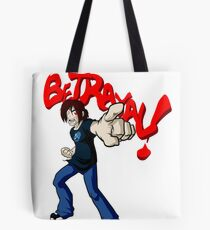 Spoony Experiment - BETRAYAL! Tote Bag