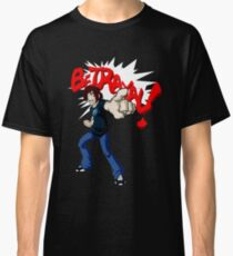 Spoony Experiment - BETRAYAL! Classic T-Shirt