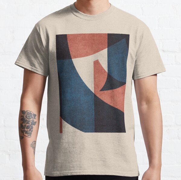 ABSTRACT ALPHABET / Gothic C Classic T-Shirt