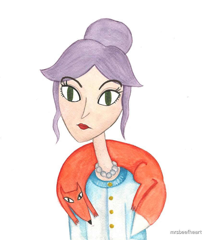 Foxy Lady by mrsbeefheart