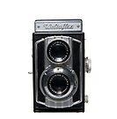 Weltaflex Camera by Nigel Bangert