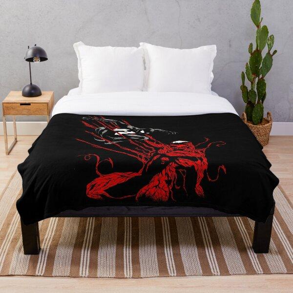 Carnage ! Throw Blanket