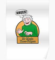 Mr Magic Knee-Fingers! Poster