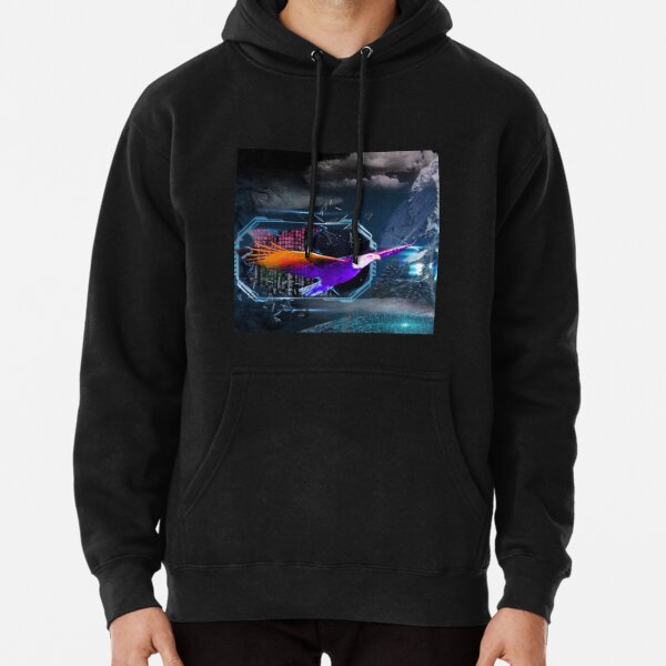 Flight to freedom Pullover Hoodie