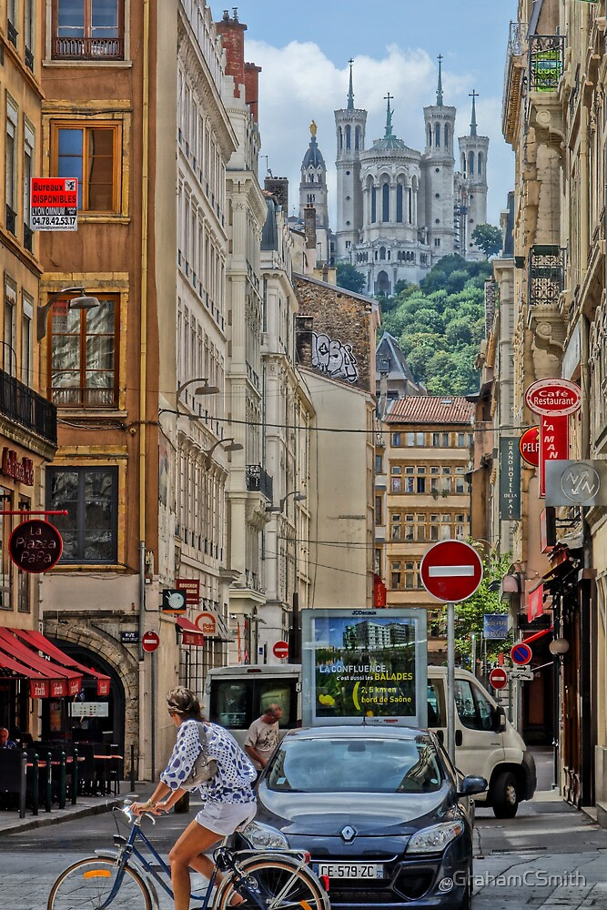 Iconic Lyon (in camera HDR - Sony RX100) by GrahamCSmith