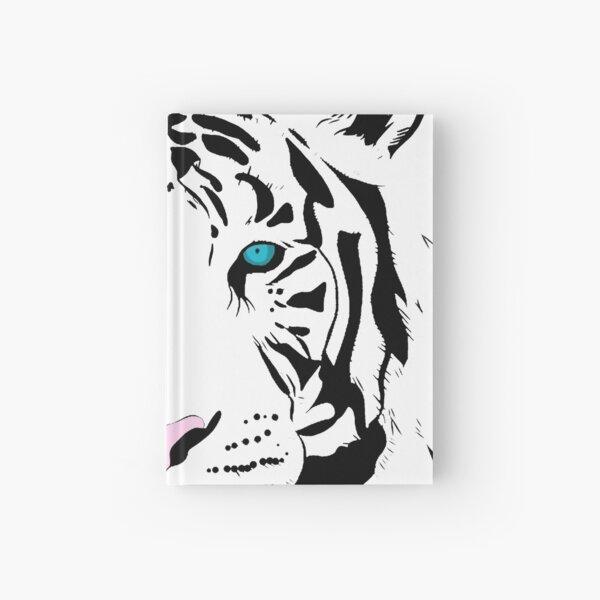White Tiger Hardcover Journal
