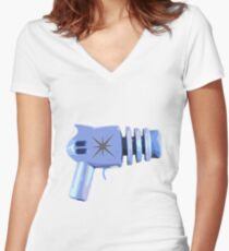 Raygun Women's Fitted V-Neck T-Shirt