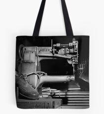 Adler Shoes Tote Bag