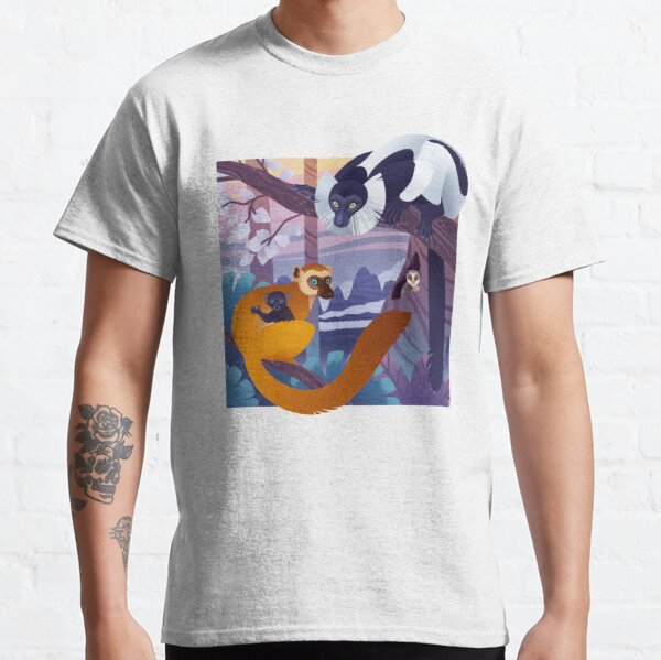 Verschwörung der Lemuren Classic T-Shirt