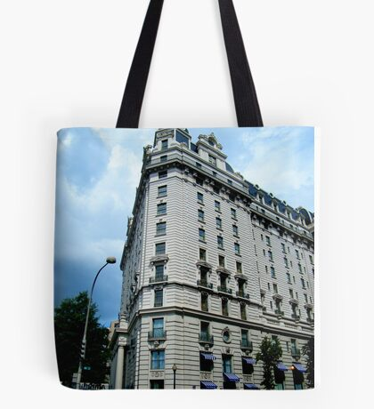 Corner Building, Washington, D.C. Tote Bag