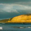 Jan Juc Beach sunrise. by Mick Kupresanin