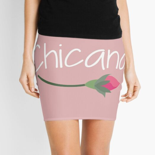 Chicana Mini Skirt